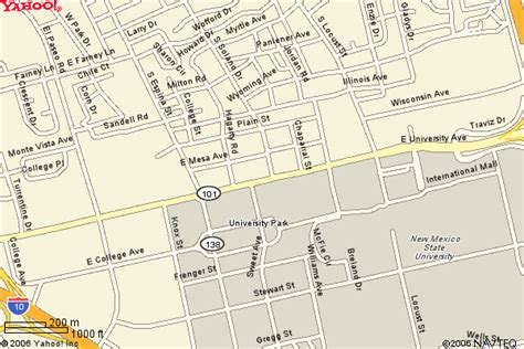 Expectant Las Cruces Nmsu Campus Map Landscape Design Ideas For