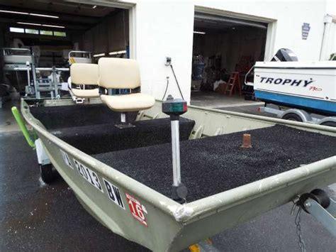 Lowe 1448 Jon Boat For Sale by 1997 Used Lowe 1448 Big Jon Boat For Sale Duncannon Pa