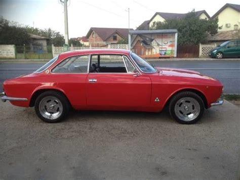 Alfa Romeo 2000 Gtv For Sale by For Sale Alfa Romeo 2000 Gtv 105 Bertone 1975