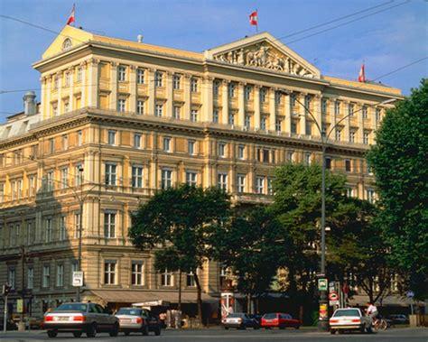 Bankgebaeude In Wien by Hotel Imperial Schmidtreuter
