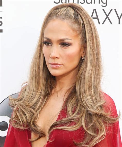 j lo hair styles formal hairstyle light 1481