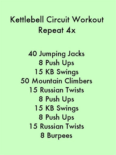 kettlebell circuit workout wod workouts minute jumping uploaded user weight jacks