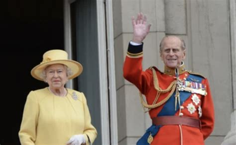 DEATH OF HIS ROYAL HIGHNESS PRINCE PHILIP, DUKE OF ...