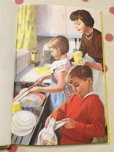 Ladybird Tuesday: Helping at Home - Being Mrs C