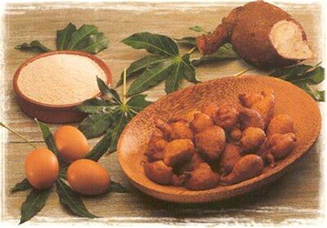 recette de cuisine camerounaise gratuit beignets de manioc