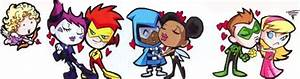 Kid Flash x Jinx favourites by 23Toucans on DeviantArt