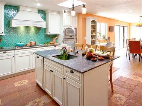 remodeled kitchens with islands kitchen islands hgtv 4695