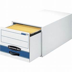 bankers box 311 stor drawer steel plus With letter size bankers box