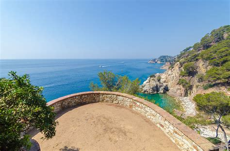 Holiday Home Blanes Costa Brava Villa Spain For Rent Melba