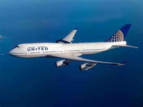 United Airlines To Fly Boeing 747 Jumbo Jet Chicago To San
