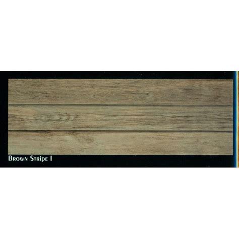 ceramic stanford brown stripe  wall tiles