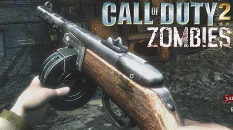 Cod2 Guns Zombie Mod!