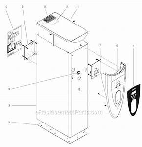 Bunn H5 Element Parts List And Diagram   Ereplacementparts Com