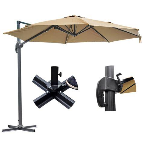 ft cantilever umbrella offset patio roma outdoor