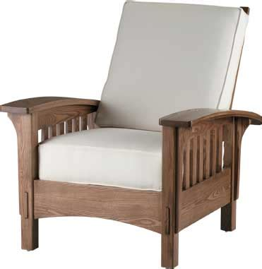woodworking plans mission arm chair pdf plans