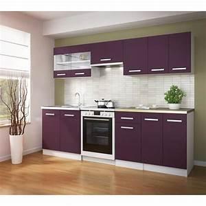 Cuisine En Bois Pas Cher : meuble cuisine en bois pas cher cuisine en image ~ Premium-room.com Idées de Décoration