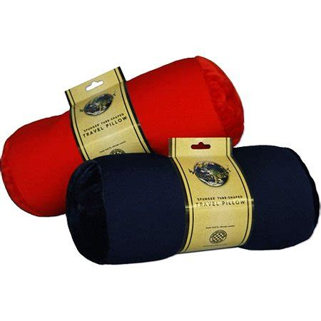 microbead travel pillow spun gee microbead neck roll travel pillow 2 pack