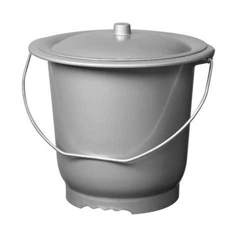 pot de chambre de la pot de chambre pour adulte seau de toilette hygiénique