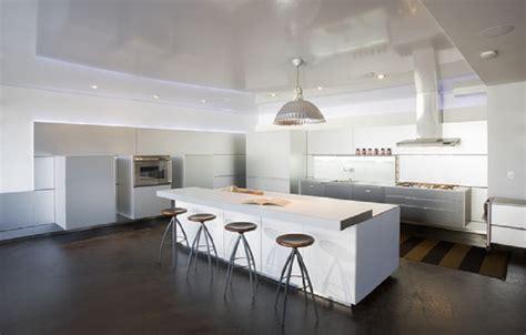 concrete floors in kitchen painted concrete floor designs in modern kitchen concrete 5668