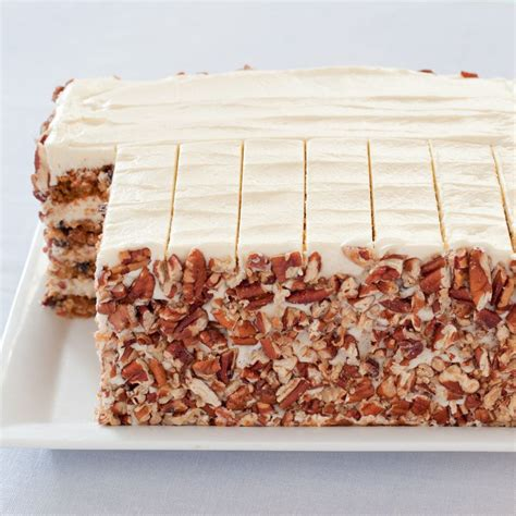 carrot layer cake cooks illustrated   large