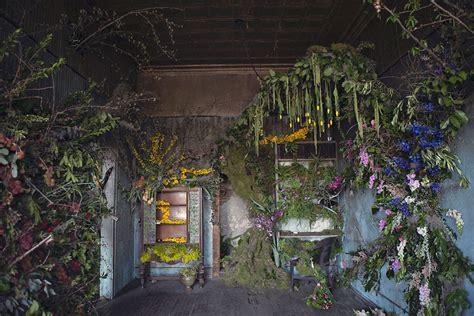abandoned house  detroit brought   life