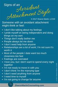 signs, of, an, avoidant, attachment, style