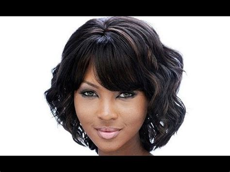Sew In Bob Hairstyles by 30 Sew In Bob Hairstyles With Bangs Sew In Bob
