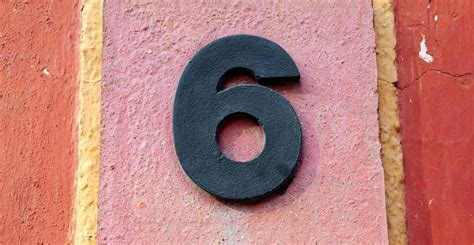 Meaning Of House Number 6