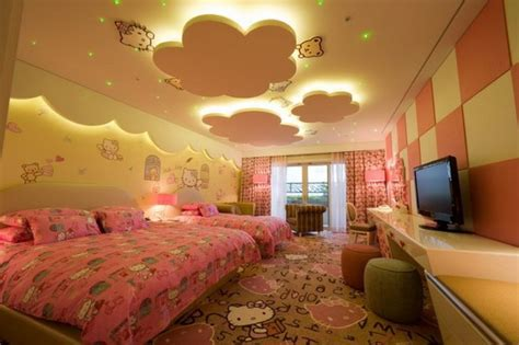 Eye-catching Kids Bedroom Ceiling Designs