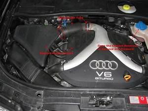 A6 2004 C5 2 7t S-line Coolant Temperature Sensor Diy