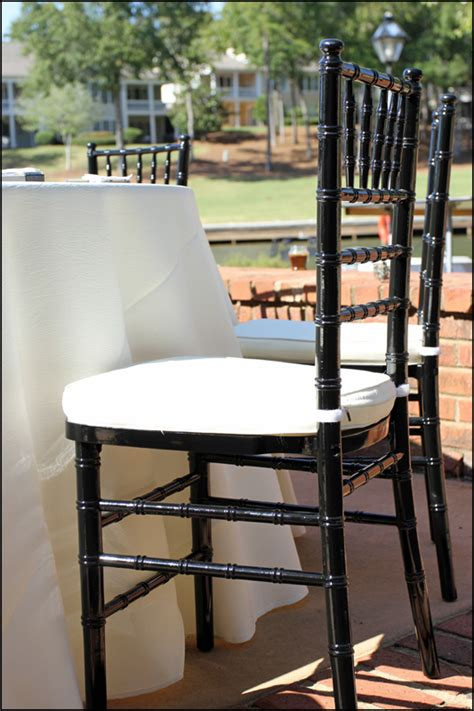 black chiavari chair goodwin events