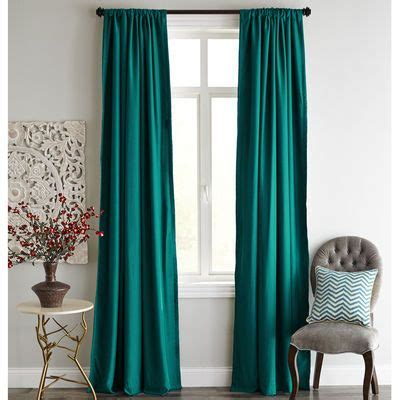 best 25 teal curtains ideas on curtains