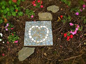 twenty fifth wedding anniversary celebrated with a tiled With 5th wedding anniversary stone