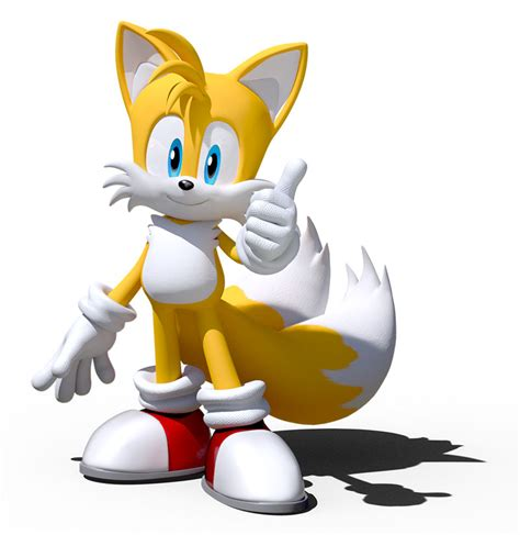 Miles Tails Prower Sonic