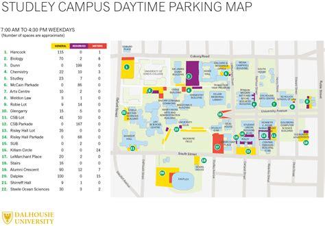 Parking Changes For 201516 Dal News Dalhousie University