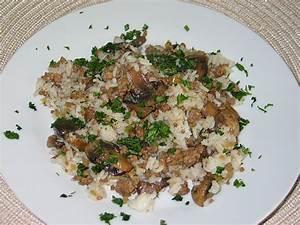 Pilz Rezepte Vegetarisch : hackfleisch pilz reispfanne rezepte ~ Lizthompson.info Haus und Dekorationen