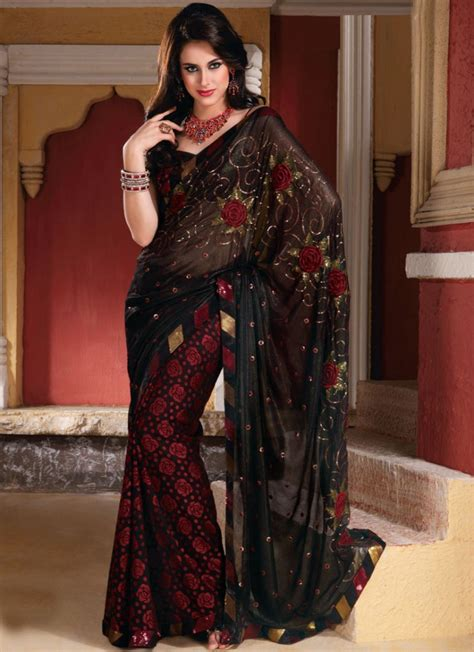 Fashion Sarees Kewtified Saree Fashion 2012 Collection