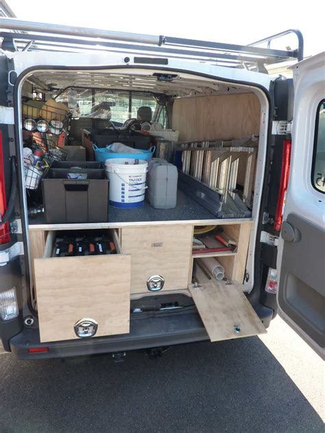 gallery commercial vehicle fitouts ashwood timber