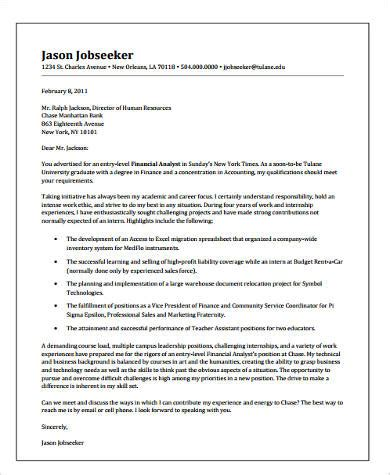 15725 financial analyst resume exle financial analyst sle cover letter 28 images financial