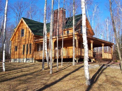Cabin Kits Maine Cabin