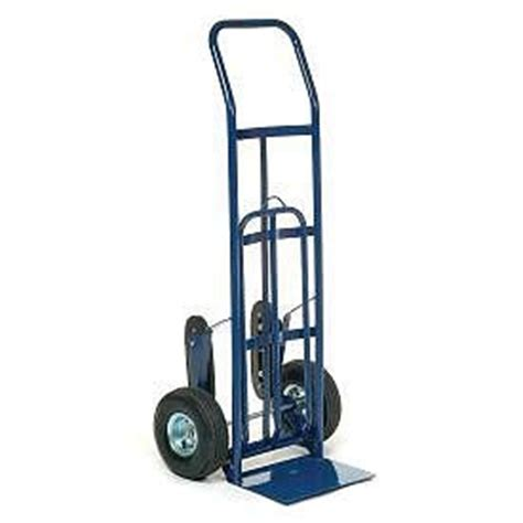 stair climbing truck for sale industrial strength steel truck with curved handle
