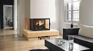 Insert Richard Le Droff : chemine design arpge 2 poles et chemines richard le droff ~ Zukunftsfamilie.com Idées de Décoration