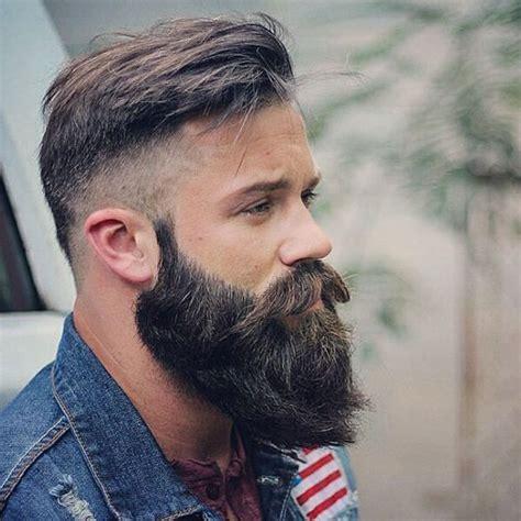 short hairstyles  beards  men  guide