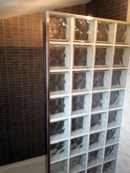 foto remate de perfil inox en pared paves de congar