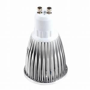 Gu10 Led Lamp : 9w gu10 spotlight led downlight lamp bulb 85 265v spot light pure warm white qk ebay ~ Watch28wear.com Haus und Dekorationen