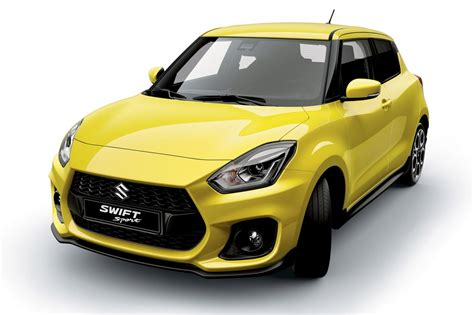 2018 Suzuki Swift Sport Interior Confirms Manual 10t