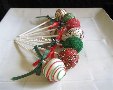 christmas cake pops christmas cake pops christmas pinterest