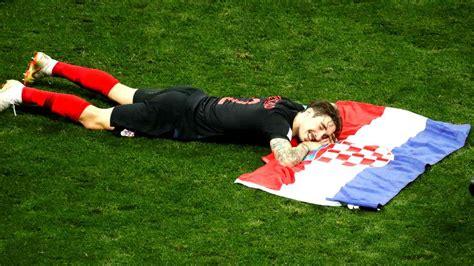 Croatia England Fifa World Cup Prove