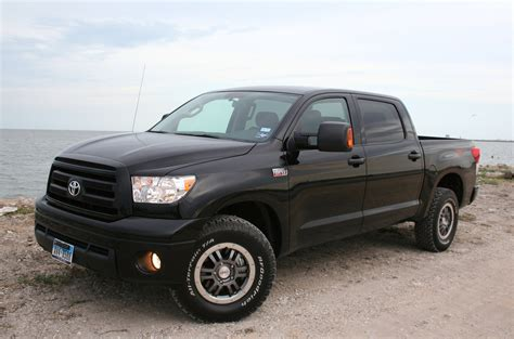 Toyota Rock by Toyota Rolls Out Tundra S Rock Warrior Attitude