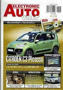 Manual De Taller Citroen C3 Picasso   Cd Rom Electricidad
